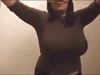大きなミルクサックダンス