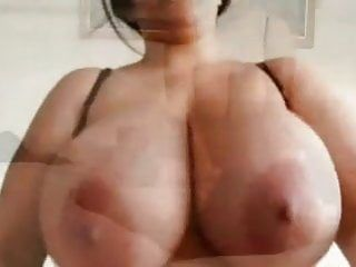 Massive breasty latino fuck two